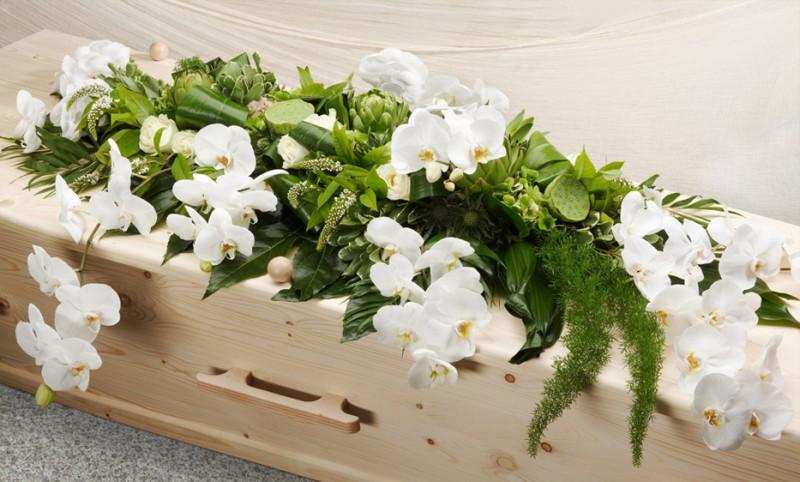 Afbeeldingsresultaat voor uitvaart bloemen